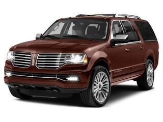 2017 Lincoln Navigator L SUV Black Velvet