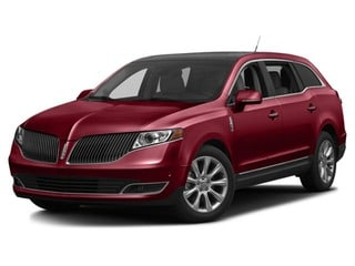 2017 Lincoln MKT SUV Ruby Red Metallic Tinted Clearcoat