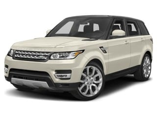 2017 Land Rover Range Rover Sport SUV Valloire White Pearl