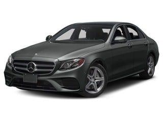 2017 Mercedes-Benz E-Class Sedan Selenite Gray Metallic