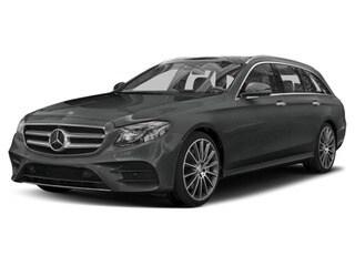 2017 Mercedes-Benz E-Class Wagon Selenite Gray Metallic