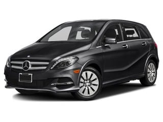 2017 Mercedes-Benz B-Class Hatchback Night Black