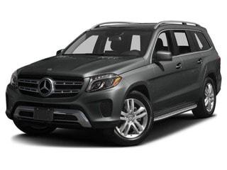 2017 Mercedes-Benz GLS 450 SUV Selenite Gray Metallic