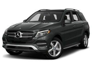 2017 Mercedes-Benz GLE 300d SUV Selenite Gray Metallic