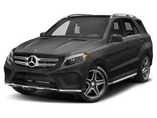 2017 Mercedes-Benz GLE 550e SUV Selenite Gray Metallic