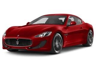 2017 Maserati GranTurismo Coupe Rosso Trionfale Metallic