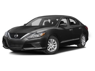2017 Nissan Altima Sedan Super Black