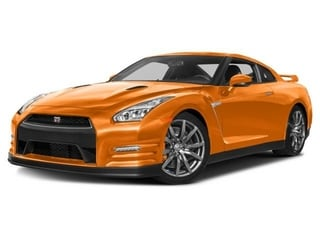 2017 Nissan GT-R Coupe