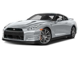 2017 Nissan GT-R Coupe Super Silver Metallic
