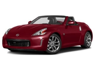 2017 Nissan 370Z Convertible Solid Red