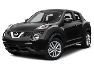 2017 Nissan Juke SUV Super Black