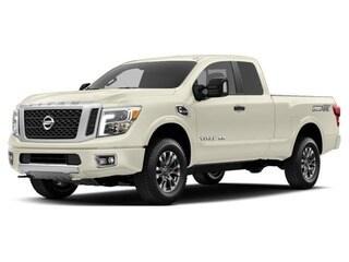 2017 Nissan Titan XD Truck Pearl White