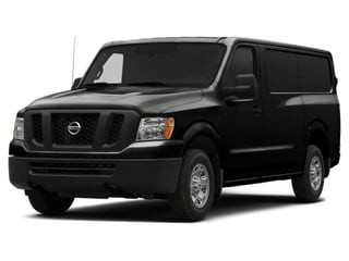 2017 Nissan NV Cargo NV1500 Van Super Black