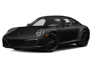 2017 Porsche 911 Coupe Custom Color Non-Metallic