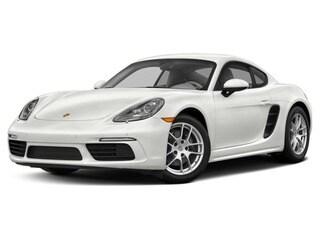 2017 Porsche 718 Cayman Coupe White