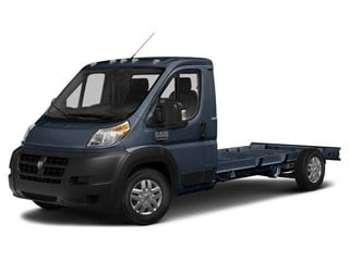 2017 Ram ProMaster 3500 Cab Chassis Truck True Blue Pearlcoat