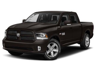 2017 Ram 1500 Truck Stout Brown
