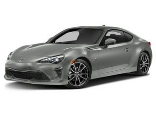 2017 Toyota 86 Coupe Steel