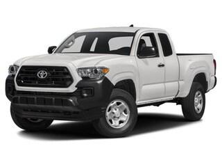 2017 Toyota Tacoma Truck Super White
