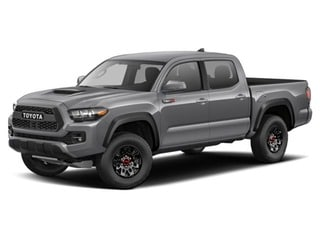 2017 Toyota Tacoma Truck Cement