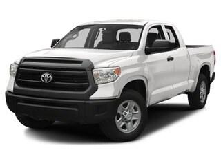 2017 Toyota Tundra Truck Super White