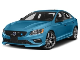 2017 Volvo S60 Sedan Rebel Blue