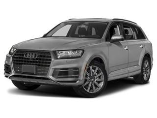 2018 Audi Q7 SUV Samurai Gray Metallic
