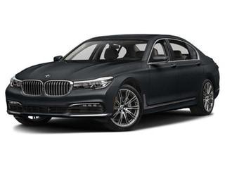 2018 BMW 740i Sedan Singapore Gray Metallic