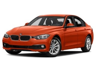 2018 BMW 320i Sedan Sunset Orange Metallic