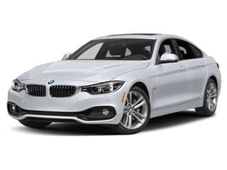 2018 BMW 440i Gran Coupe Frozen Silver Metallic