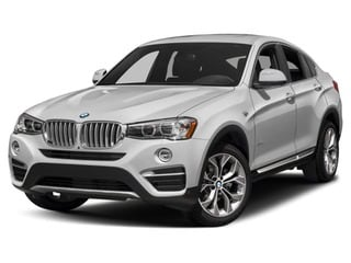 2018 BMW X4 Sports Activity Coupe Mineral White Metallic