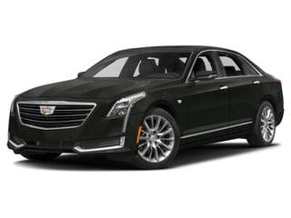 2018 CADILLAC CT6 Sedan Stone Gray Metallic