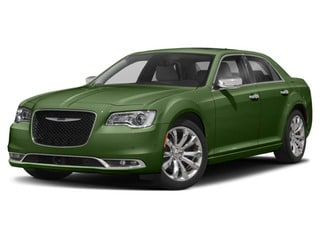 2018 Chrysler 300 Sedan Green Metallic Clearcoat