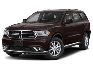 2018 Dodge Durango SUV In-Violet Clearcoat