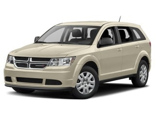 2018 Dodge Journey SUV White Noise Tri-Coat