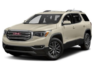 2018 GMC Acadia SUV White Frost Tricoat