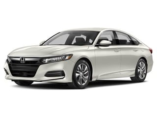 2018 Honda Accord Sedan Platinum White Pearl