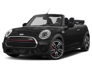 2018 MINI Convertible Convertible John Cooper Works Rebel Green