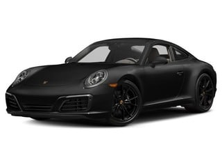 2018 Porsche 911 Coupe Custom Color Metallic
