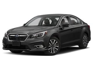 2018 Subaru Legacy Sedan Magnetite Gray Metallic