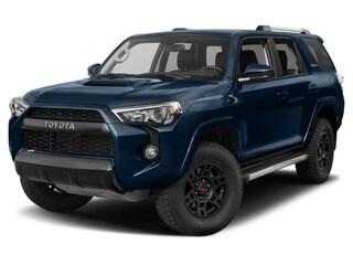 2018 Toyota 4Runner SUV Cavalry Blue