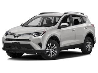 2018 Toyota RAV4 SUV Super White