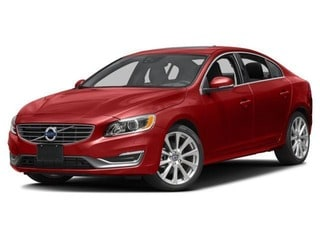 2018 Volvo S60 Sedan Flamenco Red Metallic