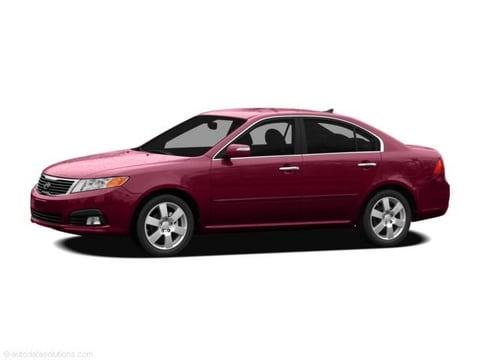 2009 Optima EX Sedan