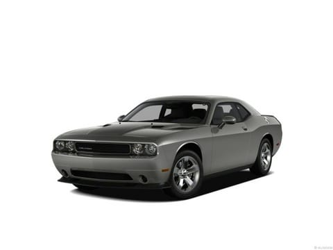 2011 Dodge Challenger Coupe Billet Metallic Clearcoat