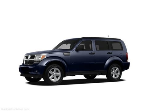 2011 Dodge Nitro SUV Blackberry Pearlcoat
