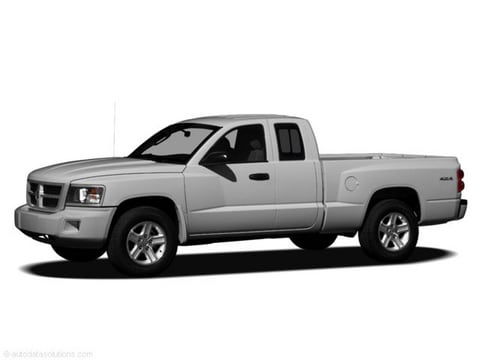 2011 Ram Dakota Truck Bright Silver Metallic Clearcoat