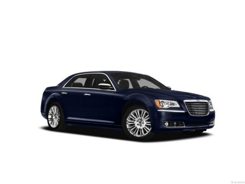 2012 Chrysler 300 Sedan Blackberry Pearlcoat