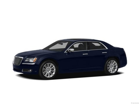 2012 Chrysler 300C Sedan Blackberry Pearlcoat
