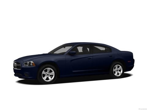 2012 Dodge Charger Sedan Blackberry Pearlcoat